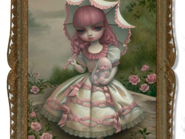 Mark Ryden – virgin and child painting