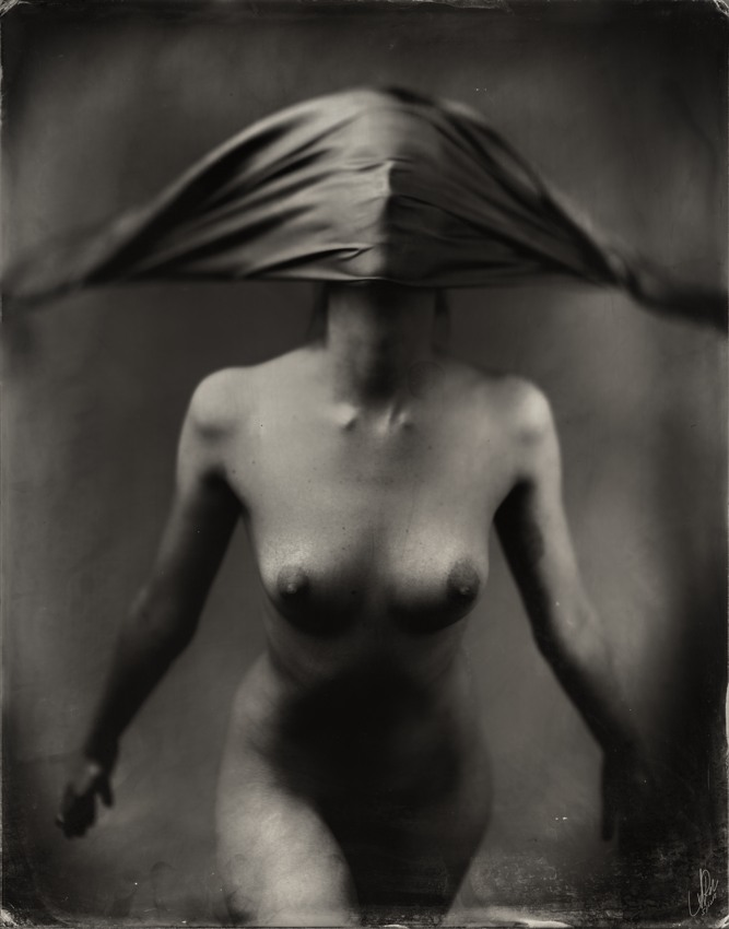 Andreas Reh - Wetplate collodion Nude photography