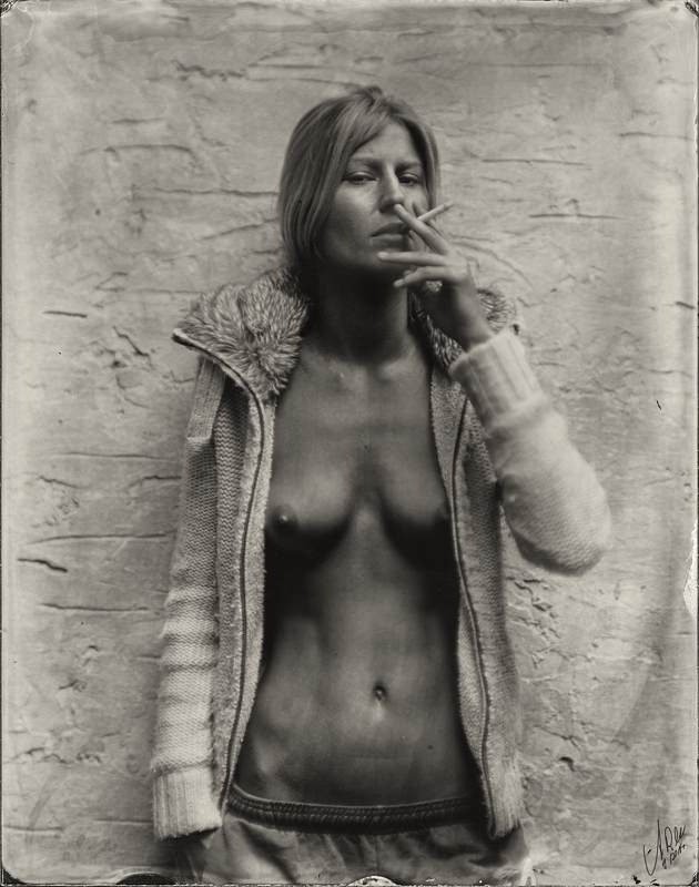 Andreas Reh – wetplate collodion Nude photography