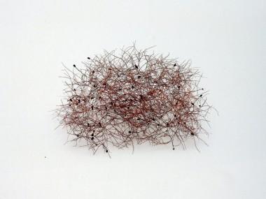 Christiane Loehr – 2006 – Tree blossoms sculpture
