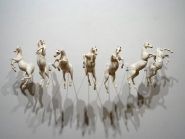 Christy Langer – Sculpture Sevens / Horses