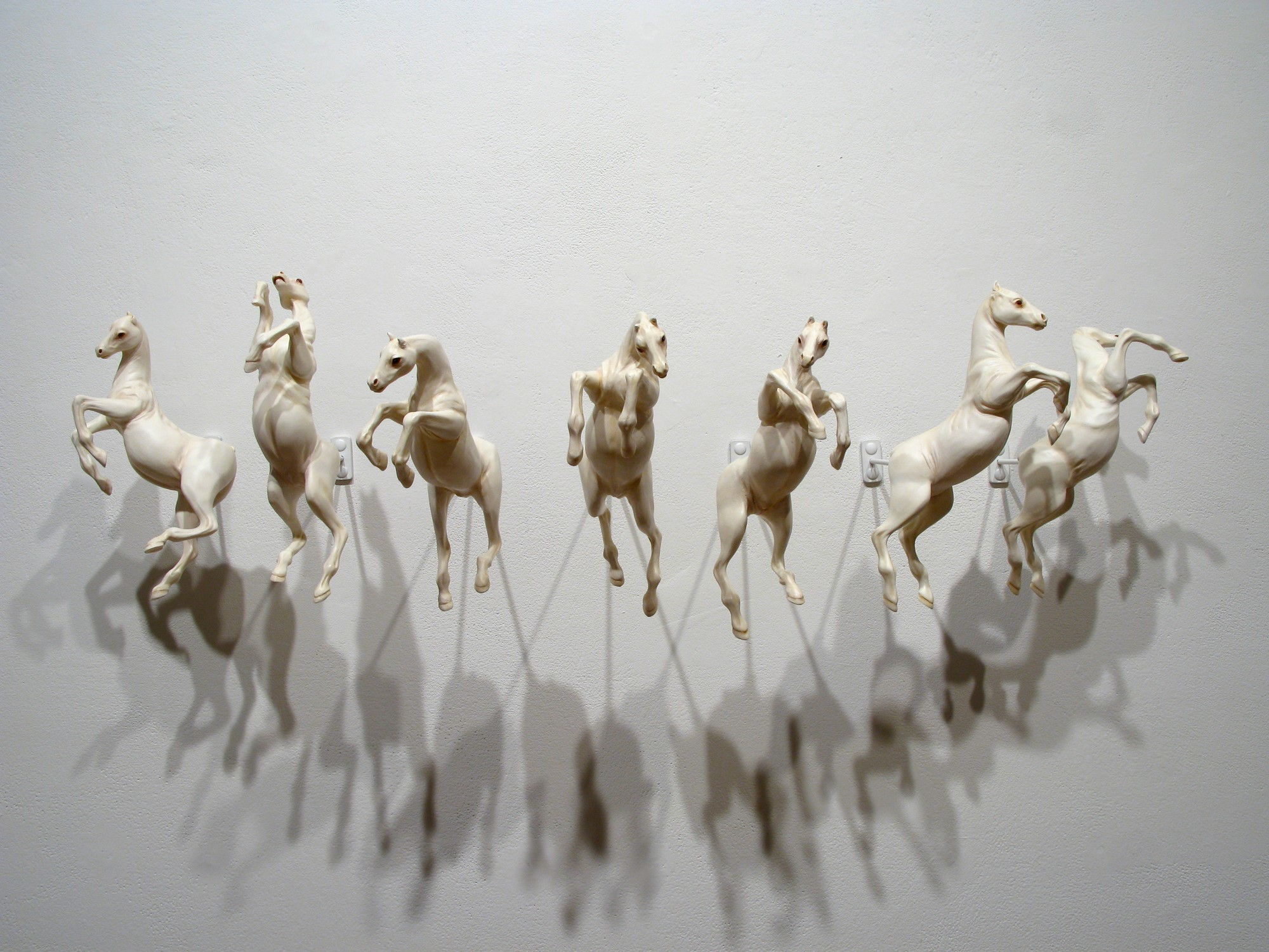 Christy Langer – Sculpture Sevens / Horses
