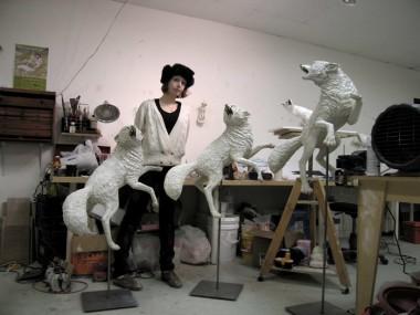 Christy Langer – Studio portrait