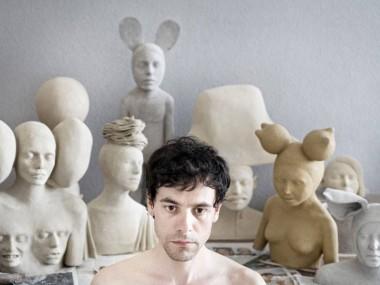 Ivan Prieto – Portrait sculpteur