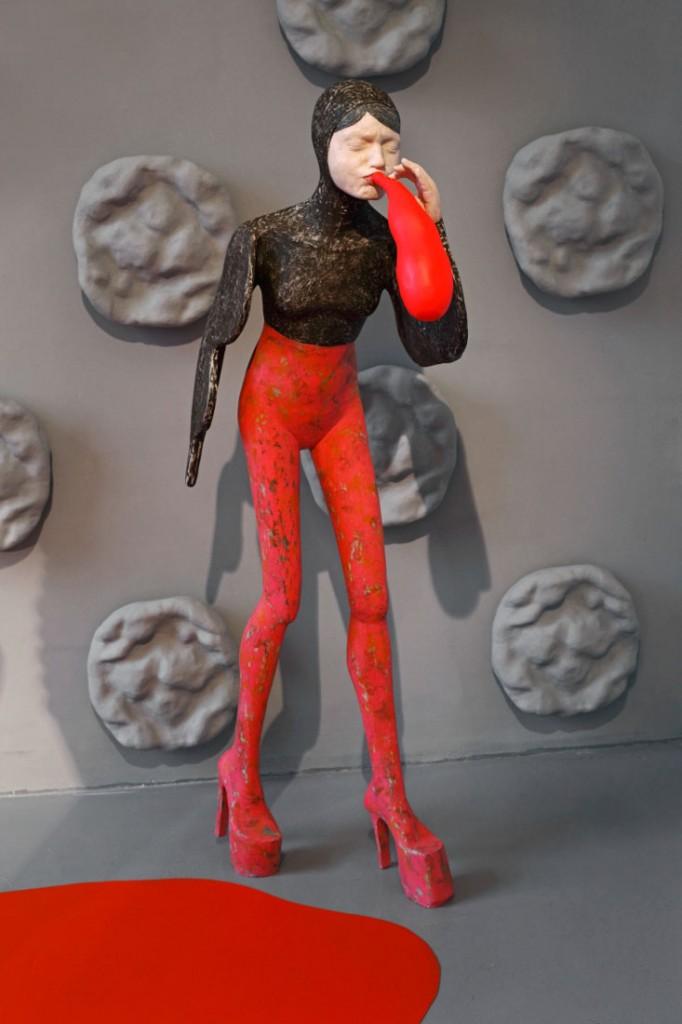 Ivan Prieto - Sculptures ceramic surrealiste