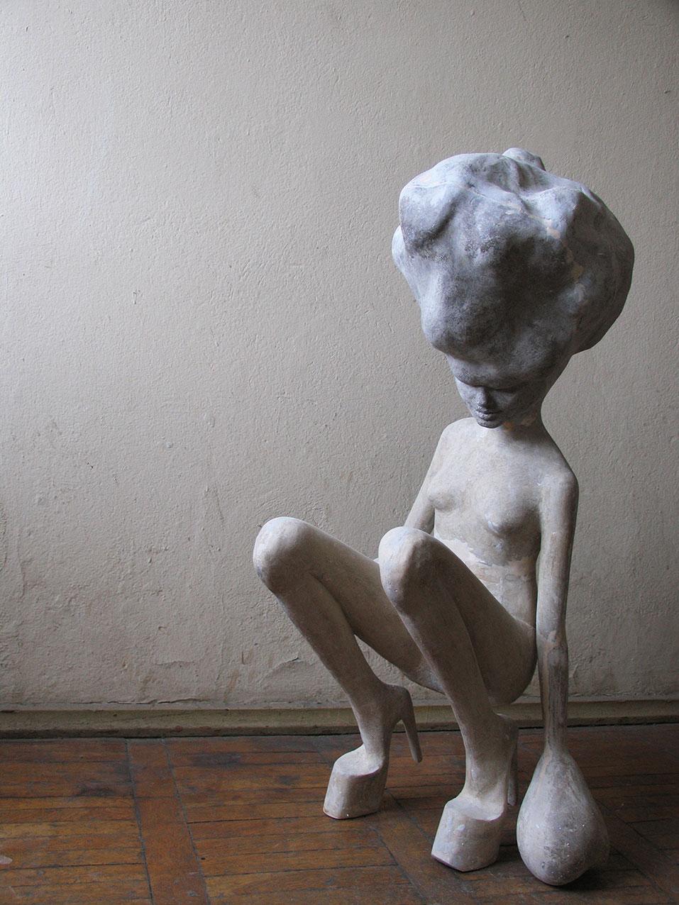 Ivan Prieto – Surreal sculptures – INFLATABLES 2014