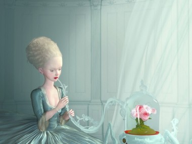 Ray Caesar – Digital art – Aria