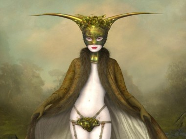Ray Caesar – Digital art – Artemis