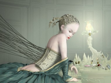 Ray Caesar – Digital art – Bound