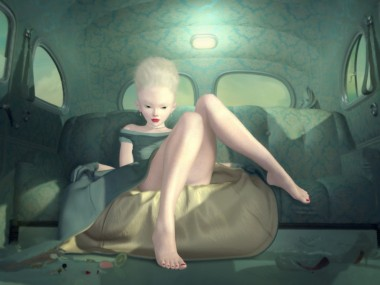 Ray Caesar – Digital art – Day trip