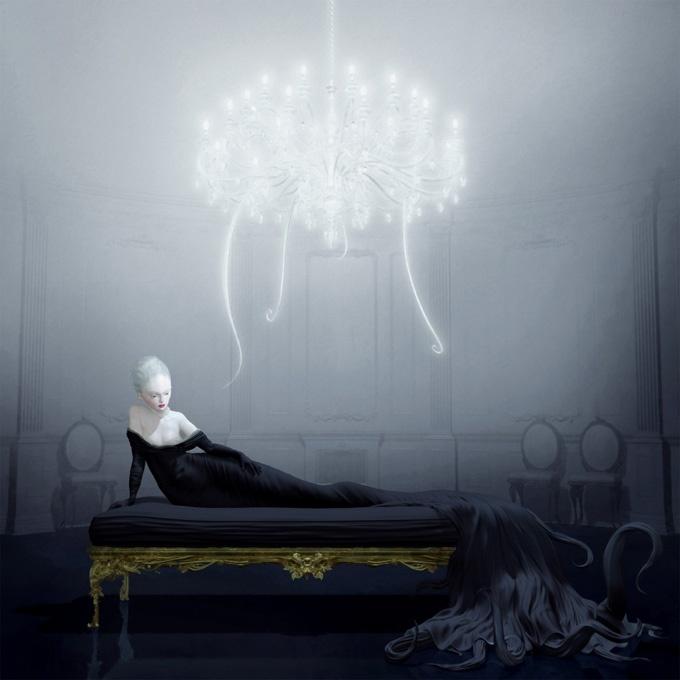 Ray Caesar – Digital art – Siren