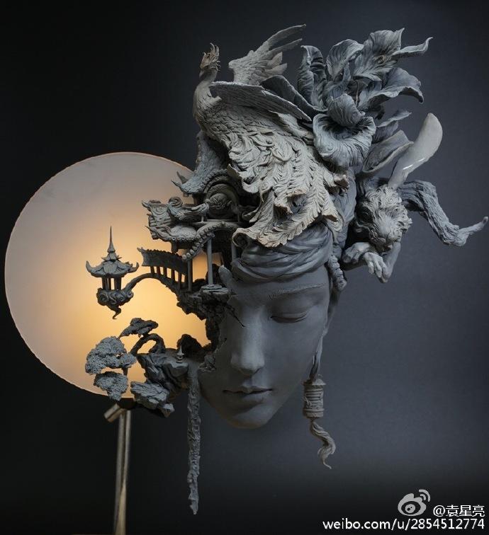 Yuanxing Liang – Sculptures