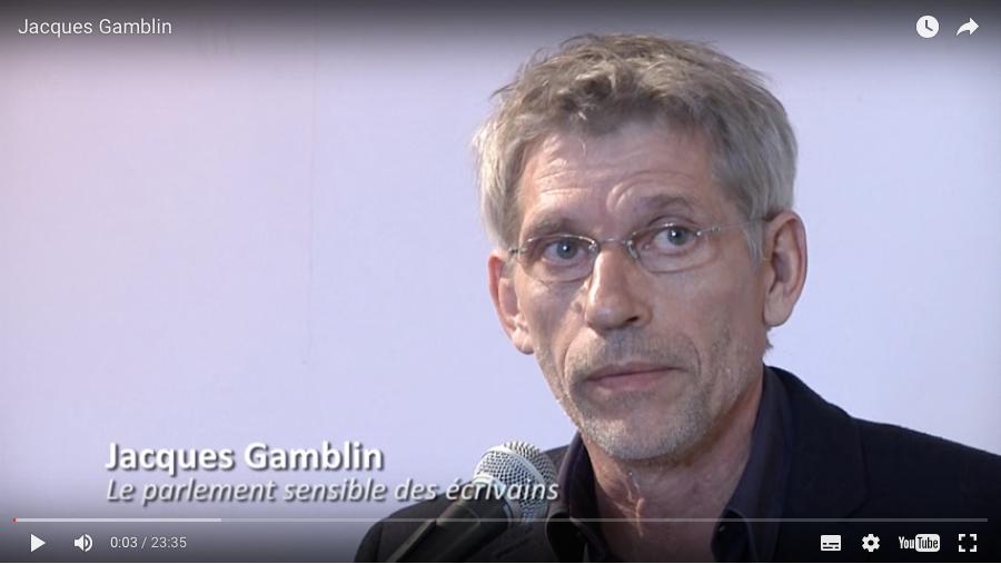 Jacques Gamblin pour la planete