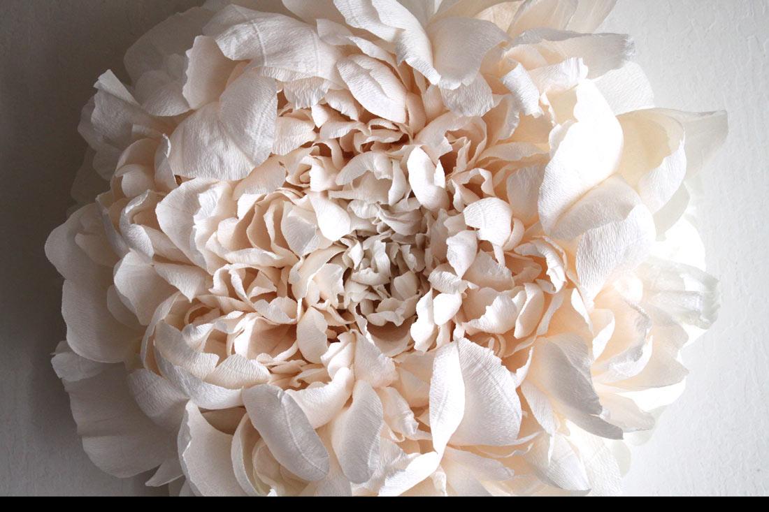 Tiffanie Turner – Paper flower art