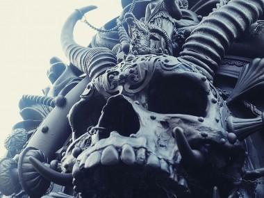 Cam Rackam – Sculptures – Belphagor