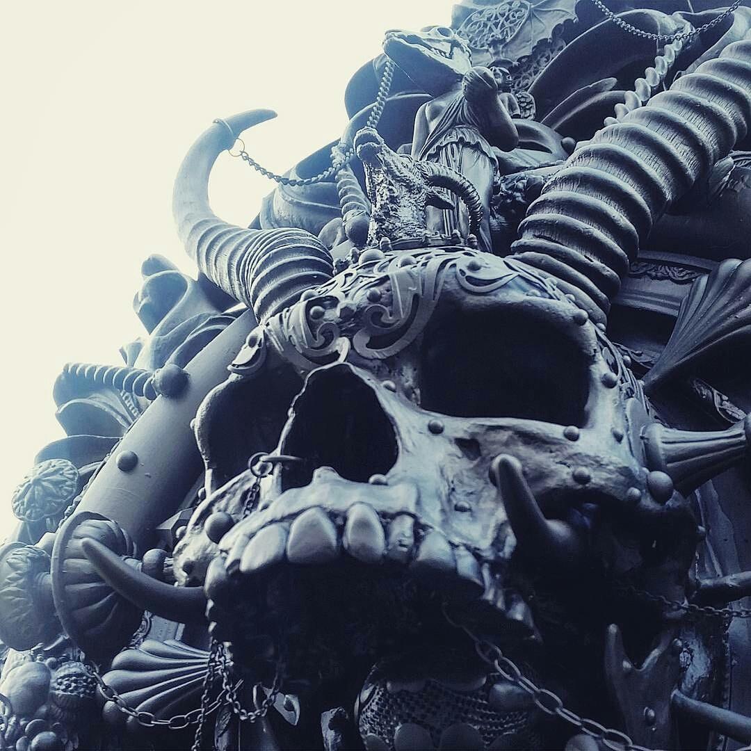 Cam Rackam - Sculptures - Belphagor
