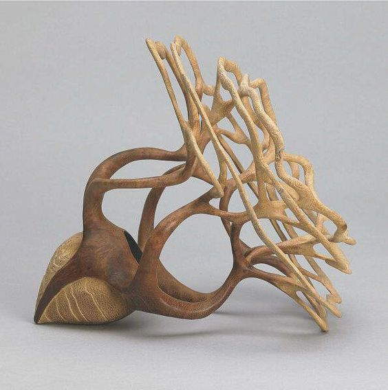 Alain Mailland – Sculpture the seed – Loupe d'Acacia