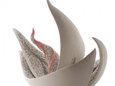 Konno Tomoko – Ceramic artist – Organic sculptures