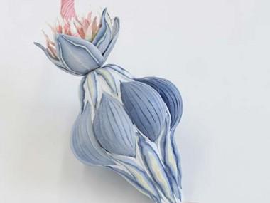 Konno Tomoko – Ceramic artist – Organic sculpture