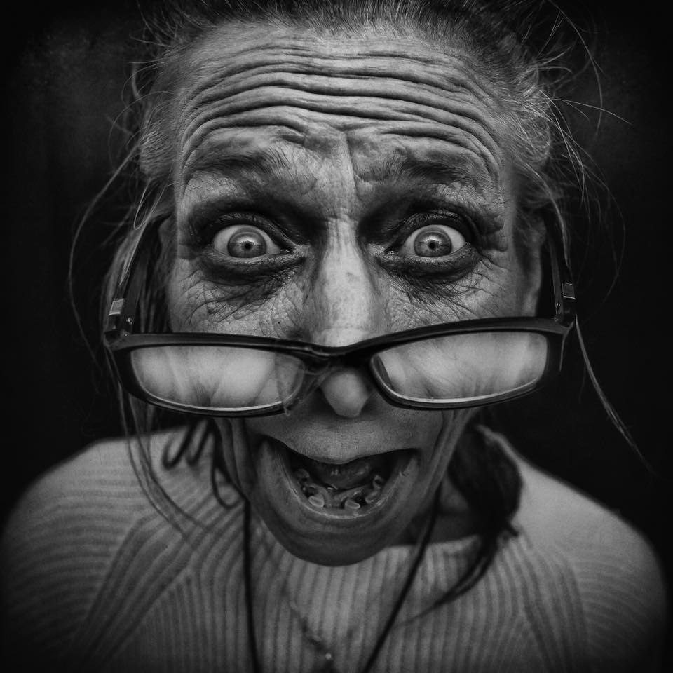 Lee Jeffries photography portraits