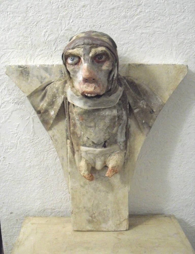 Stroff Denis – Mixed media sculpture