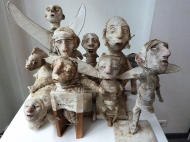 Stroff Denis – Sculptures Mixed Media Art