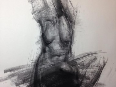 Zin Limit – Paintings – ALLEGRO NO.12 (Spiccato)