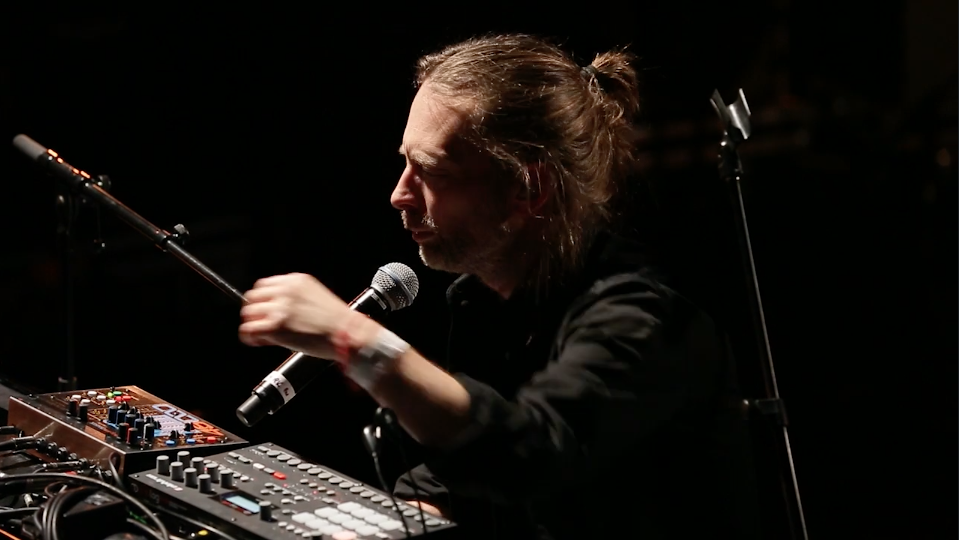 Thom Yorke - BLOOM, Pathway to Paris Live @ Le Trianon