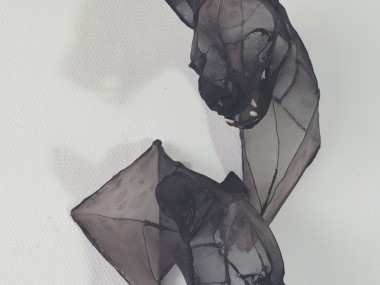 Eglantine Bacro – Textile sculpture