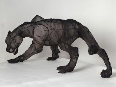 Eglantine Bacro – Textile sculptures