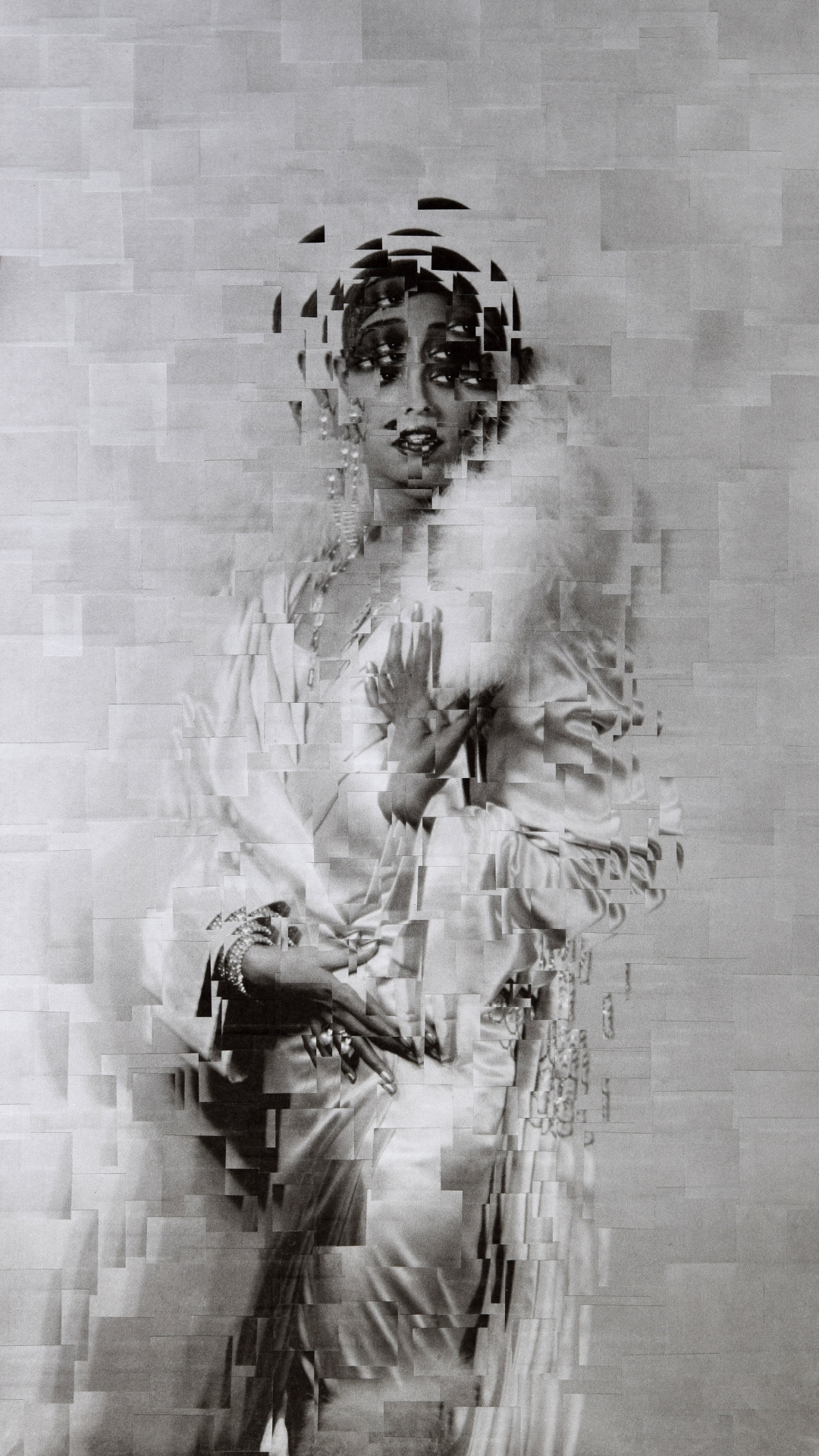 Lola Dupré – Collage – Josephine Baker