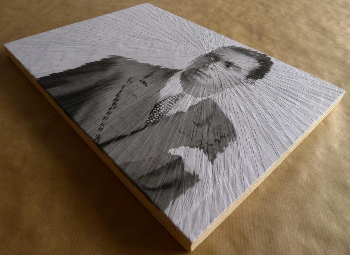 Lola Dupré – Paper collage – Cristobal Balenciaga