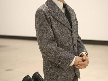 Maurizio Cattelan – Him – 2004