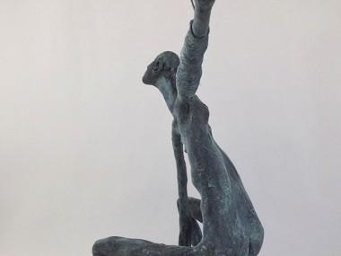 Pablo Hueso – Sculpture – Figura-ne-310-2015
