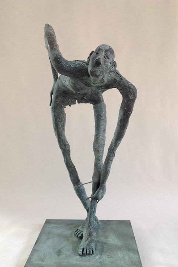Pablo Hueso – Sculpture – figura-ne-319-2016