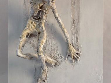 Pablo Hueso – Sculpture – figura-ne-330-2016