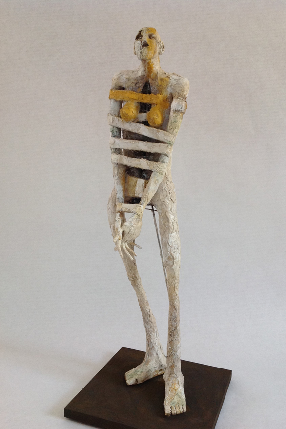 Pablo Hueso – Sculpture – figura-ne-338-2016