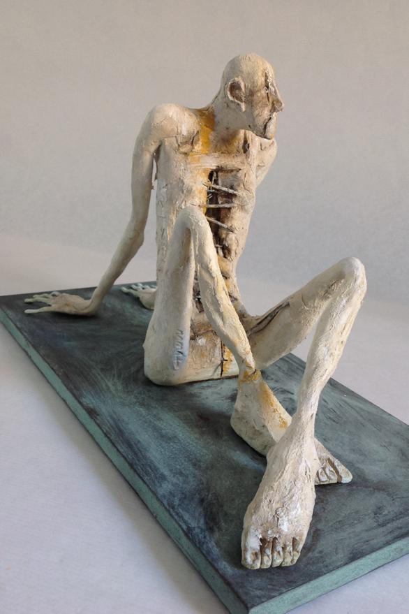 Pablo Hueso – Sculpture – figura-ne-339-2016