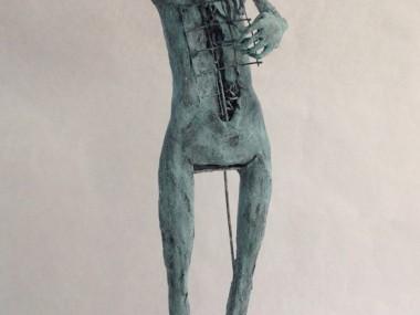 Pablo Hueso – Sculpture – figura-ne-342-2016