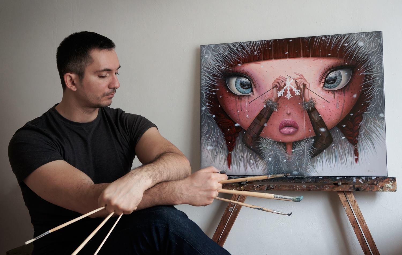 Adrian Borda – Portrait
