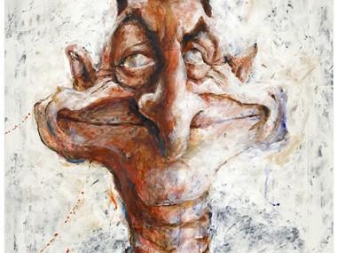 Frank Hoppmann – caricature satirique – Nicolas Sarkozy