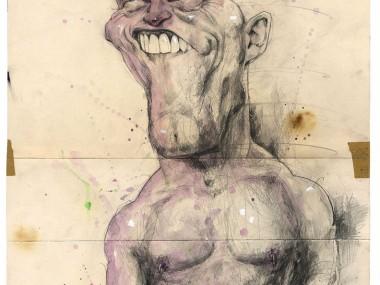 Frank Hoppmann – caricature satirique – Til Schweiger
