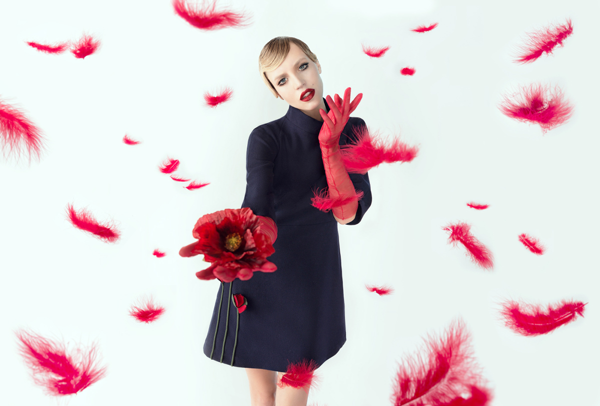 Andrey Yakovlev & Lili Aleeva Photography – serie Poppy flower2