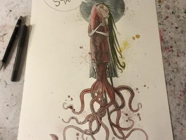 Ben Templesmith – illustration