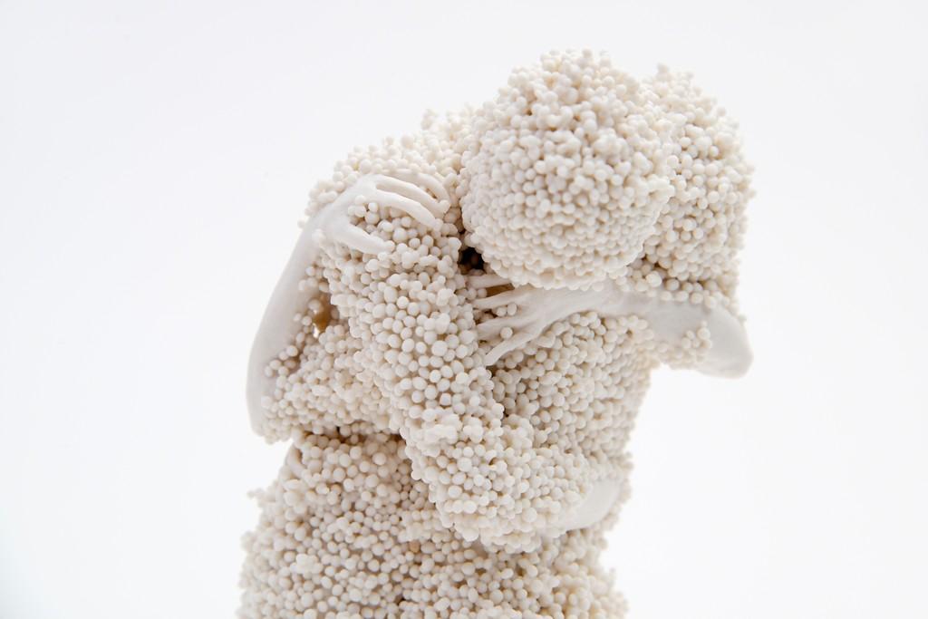 Claudia Fontes – Sculptures – Gathering, 2015