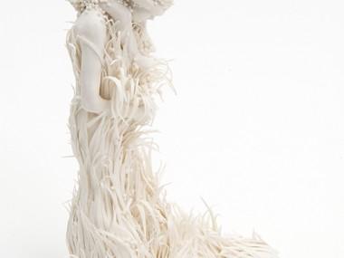 Claudia Fontes – Untitled, 2016 porcelain