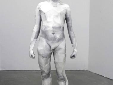 Midori Harima – Paper sculptures – Never mind mind