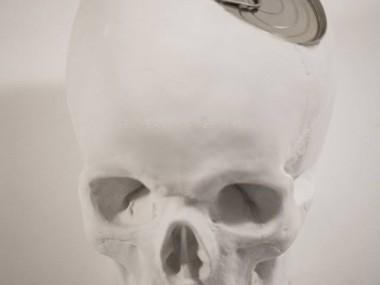 Nel-14512 sculpture – Complexe commercial 2014 – Plâtre-Polymer