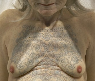 Sam Jinks Tattooed Woman, 2007