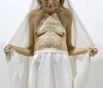 Sam Jinks Tattooed Woman, 2007